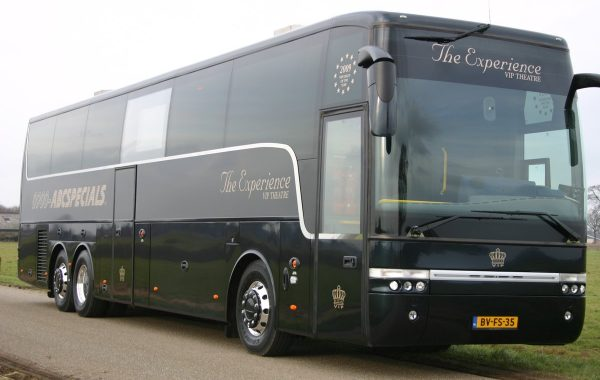 35 Persoons VIP bus